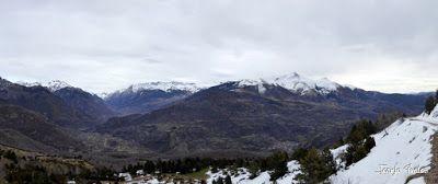 Panorama1 1 - Chía con MasPirineo, es mucha sierra. Valle de Benasque
