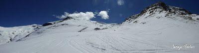 Panorama2 - Pico Castanesa (2.858 m.) con Maspirineo.