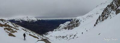 Panorama3 - Chía con MasPirineo, es mucha sierra. Valle de Benasque
