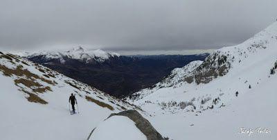Panorama4 1 - Chía con MasPirineo, es mucha sierra. Valle de Benasque