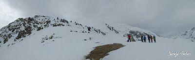 Panorama5 2 - Chía con MasPirineo, es mucha sierra. Valle de Benasque