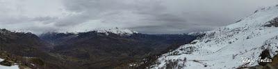 Panorama6 - Chía con MasPirineo, es mucha sierra. Valle de Benasque