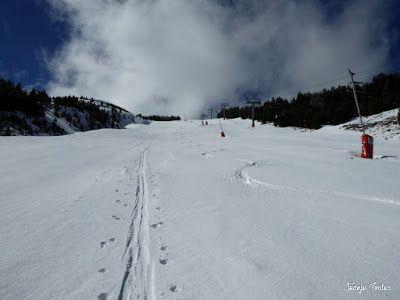 P1220612 - Lunes nevado, pistas cerradas ... vamos! Cerler.