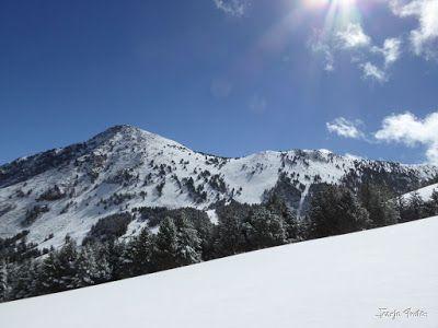 P1220613 - Lunes nevado, pistas cerradas ... vamos! Cerler.