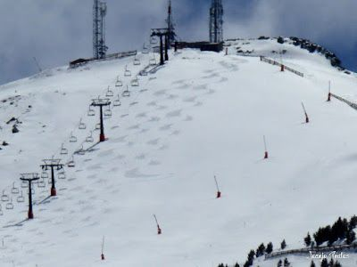 P1220656 - Lunes nevado, pistas cerradas ... vamos! Cerler.