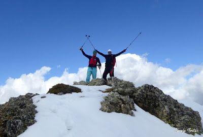 P1220968 - Disfrutando la última nevada de Cerler