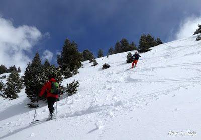 P1230262 - Primera esquiada de Mayo en Cerler.