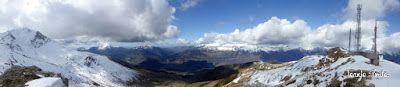 Panorama1 001 - Viernes en travesía por Cerler.