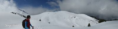 Panorama1 - Mi primer Muidors de la temporada, Cerler