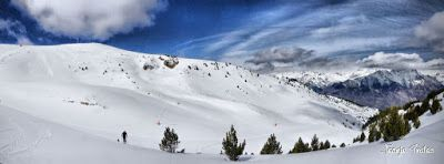 Panorama11 001 fhdr - Skimo por La Solana y Tubo de la Red, Cerler