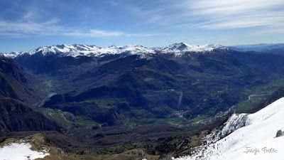 Panorama13 001 - Chía-rando, Valle de Benasque.