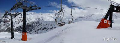 Panorama3 001 2 - Lunes nevado, pistas cerradas ... vamos! Cerler.