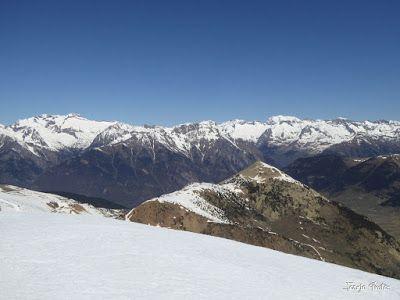 P1240932 - Primera esquiada de Mayo en Cerler.