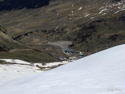P1240935 - Primera esquiada de Mayo en Cerler.