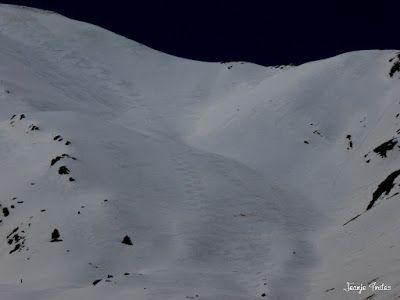 P1240949 - Primera esquiada de Mayo en Cerler.
