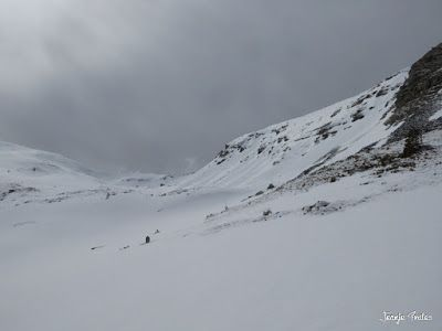 P1250166 - Nevadita en la Tuca de Castanesa 2 858m. Valle de Benasque.