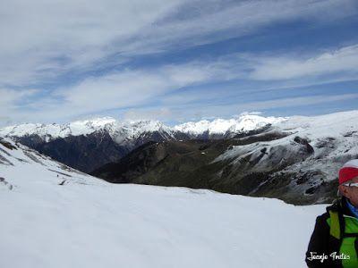 P1250171 - Nevadita en la Tuca de Castanesa 2 858m. Valle de Benasque.