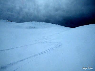 P1250191 - Nevadita en la Tuca de Castanesa 2 858m. Valle de Benasque.
