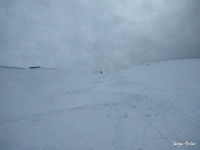 P1250192 - Nevadita en la Tuca de Castanesa 2 858m. Valle de Benasque.