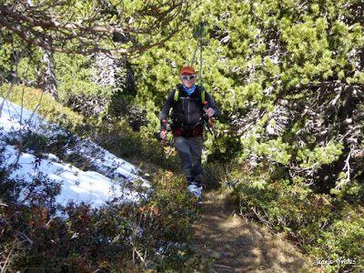P1250336 1 - Tuca Roques Trencades, 2.755 m.,  en Cerler (Valle de Benasque)