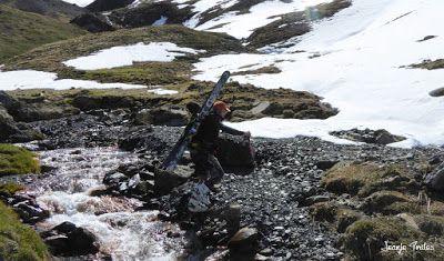 P1250348 1 - Tuca Roques Trencades, 2.755 m.,  en Cerler (Valle de Benasque)