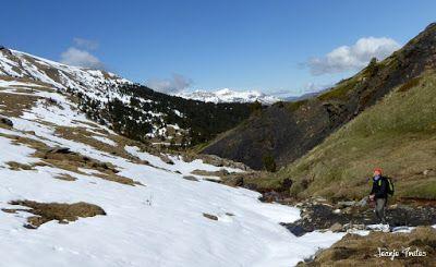 P1250350 1 - Tuca Roques Trencades, 2.755 m.,  en Cerler (Valle de Benasque)