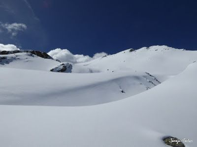 P1250363 1 - Tuca Roques Trencades, 2.755 m.,  en Cerler (Valle de Benasque)