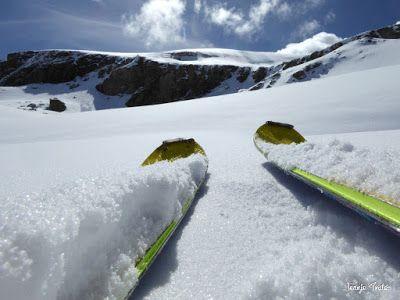 P1250365 1 - Disfrutando la última nevada de Cerler