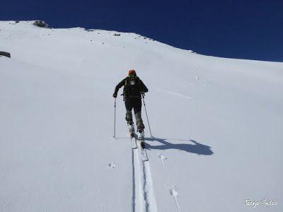 P1250369 1 - Tuca Roques Trencades, 2.755 m.,  en Cerler (Valle de Benasque)