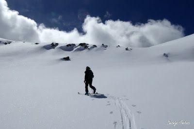 P1250379 1 - Tuca Roques Trencades, 2.755 m.,  en Cerler (Valle de Benasque)