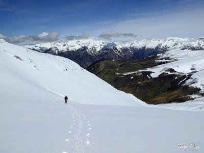 P1250392 1 - Tuca Roques Trencades, 2.755 m.,  en Cerler (Valle de Benasque)