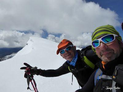 P1250402 - Tuca Roques Trencades, 2.755 m.,  en Cerler (Valle de Benasque)