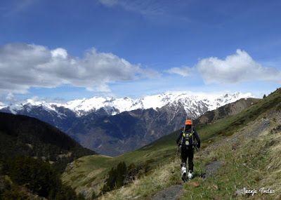 P1250514 - Tuca Roques Trencades, 2.755 m.,  en Cerler (Valle de Benasque)