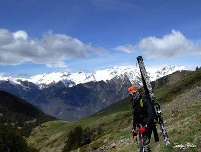 P1250517 - Tuca Roques Trencades, 2.755 m.,  en Cerler (Valle de Benasque)