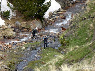 P1250531 - Repetimos y nevando en Roques Trencades, Cerler.