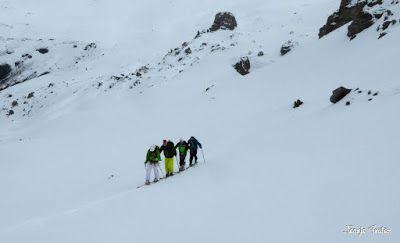 P1250558 - Repetimos y nevando en Roques Trencades, Cerler.