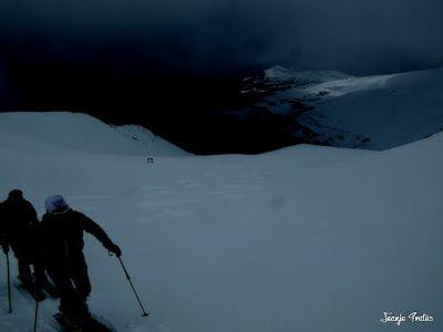 P1250559 - Repetimos y nevando en Roques Trencades, Cerler.