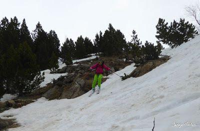 P1250625 - Repetimos y nevando en Roques Trencades, Cerler.