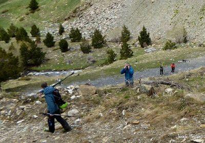 P1250632 - Repetimos y nevando en Roques Trencades, Cerler.
