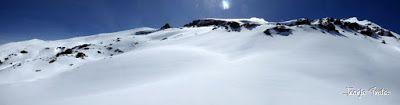 Panorama1 001 3 - Tuca Roques Trencades, 2.755 m.,  en Cerler (Valle de Benasque)