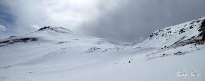 Panorama1 001 4 - Nevadita en la Tuca de Castanesa 2 858m. Valle de Benasque.