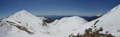 Panorama1 3 - Primera esquiada de Mayo en Cerler.