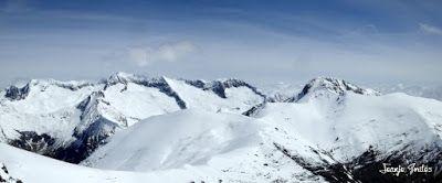 Panorama11 001 1 - Tuca Roques Trencades, 2.755 m.,  en Cerler (Valle de Benasque)