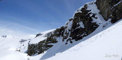 Panorama13 001 1 - Tuca Roques Trencades, 2.755 m.,  en Cerler (Valle de Benasque)