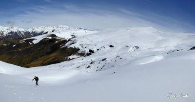 Panorama4 001 1 - Tuca Roques Trencades, 2.755 m.,  en Cerler (Valle de Benasque)