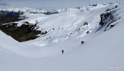 Panorama7 001 2 - Tuca Roques Trencades, 2.755 m.,  en Cerler (Valle de Benasque)