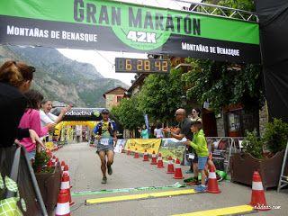 P1260564 - Fotos Gran Maratón Montañas de Benasque