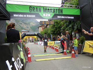 P1260565 - Fotos Gran Maratón Montañas de Benasque