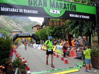 P1260567 - Fotos Gran Maratón Montañas de Benasque