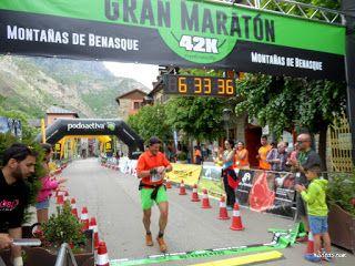 P1260568 - Fotos Gran Maratón Montañas de Benasque